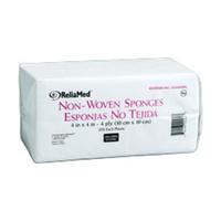 "ReliaMed Non-Sterile Non-Woven Sponge 4 x 4"", 4-Ply  ZG4404NS-Pack(age)"""