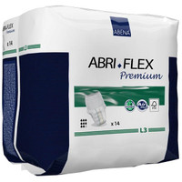 "Abri-Flex L3 Overnight Protective Underwear Large, 39"" - 55""  RB41088-Case"
