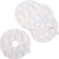 "Double-Faced Adhesive Tape Disc 5/8"", Stoma Opening 3-7/8"" OD  72107Q-Pack(age)"