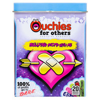 Ouchies Bandages Anti-Bullyz 20 ct.  COS79655-Box