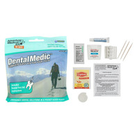 Adventure Medical Dental Medic Kit  TEN01850102-Each