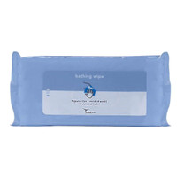 Bathing Wipe, Standard Weight, Fragrance Free.  55BTSWPSS-Pack(age)