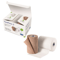 TwoPress 2, Compression Bandaging System, Not Made with Natural Rubber Latex  EV9316870-Each