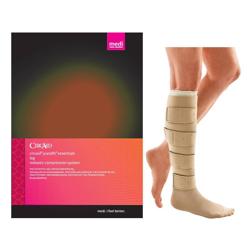 9dc3ee182f Juxta-Fit Essentials Short Lower Legging, Full Calf, Medium, 28 cm ...