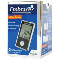 Embrace No Code Talking Meter  OH01AB0200BF-Each