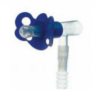 PediNeb Pacifier 45 Degree Elbow for Infants  WMD0385-Case