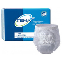 "TENA Extra Absorbency Protective Underwear Large 45"" - 58""  SQ72332-Pack(age)"