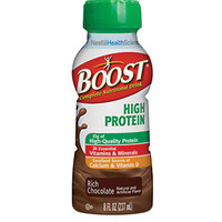Boost High Protein Nutritional Energy Drink 8 oz., Rich Chocolate  8509403600-Each