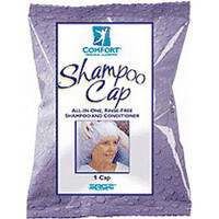 Comfort Rinse-Free Shampoo Cap  TO7909-Each