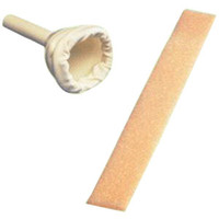 Dover Latex Texas-Style Self-Sealing Male External Catheter, Standard  61731300-Each