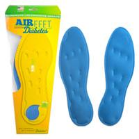 AirFeet DIABETES ETS Insoles, Size 1S, Pair  YFAF000D1S-Each