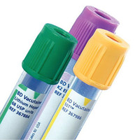 BD Vacutainer Plus Serum Tube, Gold BD Hemogard Closure, 13 x 75mm x 3.5mL  58367983-Box