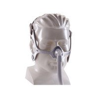 WISP Mask with Fabric Frame and Headgear, Large  RE1118066-Each