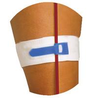"""Foley Catheter Leg Band with Velcro Locking Tab, 2"""" Wide  55FLB24-Box"""