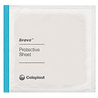 "Brava Skin Barrier Protective Sheets, 8"" x 8""  6232205-Each"