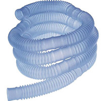 "AirLife Corrugated Blue Tubing,  4' Segmented Every 6""  55001452-Each"