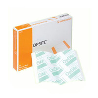 """Opsite Transparent Adhesive Dressing 11"""" x 11-3/4""""  544987-Each"""
