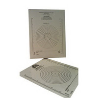 Bullseye Wound Measuring Guide  60MSC6252-Each