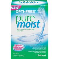 Opti-Free PureMoist Multi-Purpose Contact Solution, 2 oz.  ALC36102-Each
