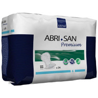 "Abri-San 6 Premium Shaped Pad, 12"" X 25"" L  RB9378-Case"