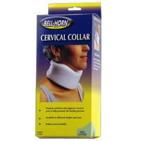 """Bell-Horn Universal Cervical Collar 3-1/2"""", 13"""" - 19"""", White  DJ19935-Each"""