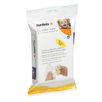 Quick Clean Breast Pump Wipes, 24/Pkg  ML87055-Pack(age)