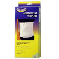 Bell-Horn Abdominal Support, 2X-Large/3X-Large, White  DJ169-Each