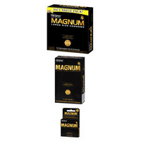 Trojan Magnum Lubricated Condom (36 Count)  BX64236-Each