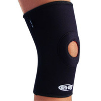 "Bell-Horn ProStyle Open Patella Knee Sleeve Large, 15"" - 17"" Knee Circumference  BY204L-Each"