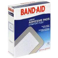 "Johnson & Johnson Adhesive Pad, Large 2-7/8"" x 4""  PH004768-Each"