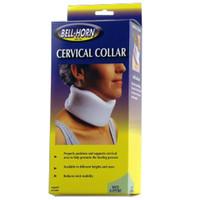 """Bell-Horn Universal Cervical Collar 3"""", 13"""" - 19"""", White  DJ1993-Each"""