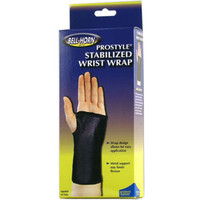"Bell-Horn ProStyle Stabilized Left Wrist Wrap, Universal 4"" - 11"" Wrist Circumference  BY314LT-Each"