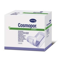 "Cosmopor Adhesive Wound Dressing, Sterile, 4"" x 3.2""  EV900806-Each"