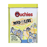 Ouchies Bandages Mad Libs 20 ct  COS73110-Box
