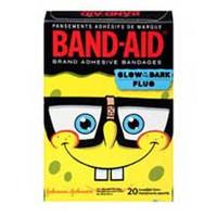 Sponge Bob Adhesive Band-Aid  PH3309309-Box