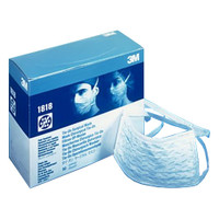 Tie-On Surgical Masks  881818-Each