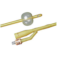 BARDEX LUBRICATH 2-Way Foley Catheter 22 Fr 30 cc  570166L22-Each