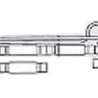 Adult Single-Limb Portable Ventilator Circuit  55003760-Each
