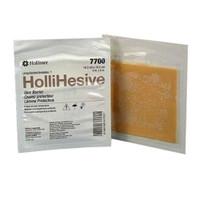 "Hollihesive (Standard Wear) Skin Barrier, 4"" x 4""  507700-Each"