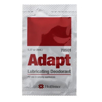 Adapt Lubricating Deodorant Sachet Packets, 1/4 oz.  5078501-Each