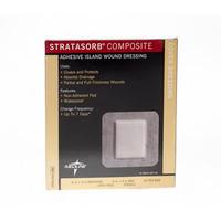 "Stratasorb Composite Island Dressing, 6"" x 6""  60MSC3066-Each"
