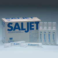 Saljet Single-Use Saline for Irrigation, 30 mL, 0.9%  WL6493800901-Box