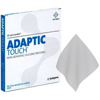"""ADAPTIC Touch Non-Adhering Silicone Dressing, 5"""" x 6""""  53500503-Each"""