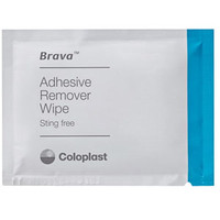 Brava Adhesive Remover Wipe  62120115-Each