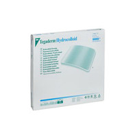 """Tegaderm Hydrocolloid Dressing with Outer Clear Adhesive 6"""" x 6""""  8890005-Each"""