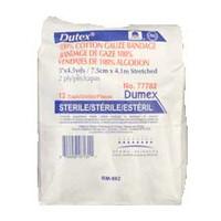 """Dutex Conforming Bandage 3"""" x 4-1/10 yds., Sterile  DE77782-Each"""