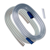 "Curity Connecting Tube with Molded Connectors, 3/16"" x 6'  6842050-Each"