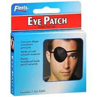Flents Eye Patch, Unisize, Black  AYF414505-Each