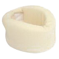 "Contoured Cervical Collar, Soft Foam, 3-1/2"", Medium  SS3035MED-Each"