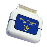 LiceGuard Robi Comb Electric Lice Zapping Comb  PH3010949-Each
